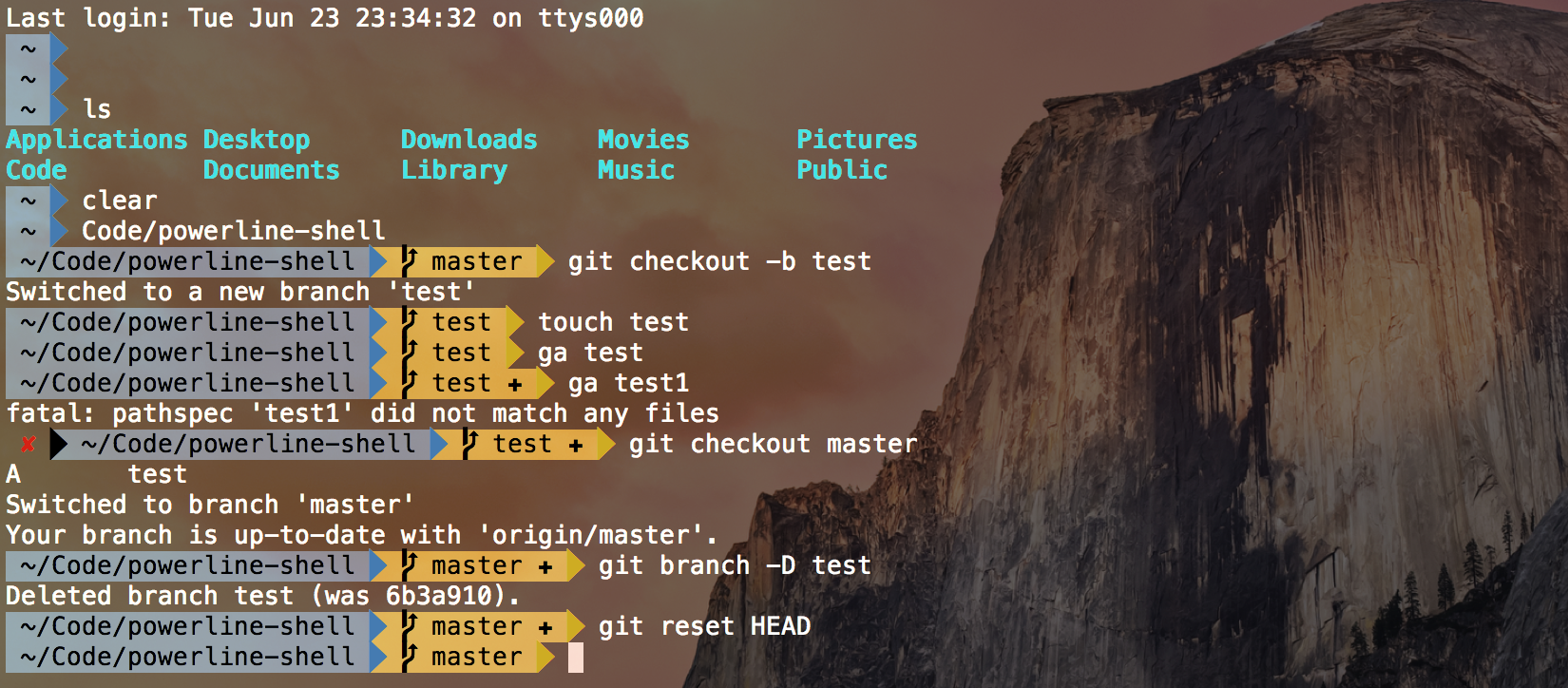 Install oh-my-zsh + Iterm2 on Max OS | mypipi